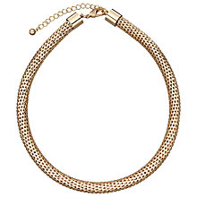 Buy John Lewis Snake Chain Necklace Online at johnlewis.com