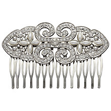 Buy John Lewis Vintage Shape Hair Slide Online at johnlewis.com