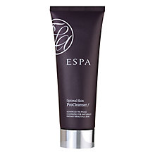 Buy Espa Facial Cleanser, 100ml Online at johnlewis.com