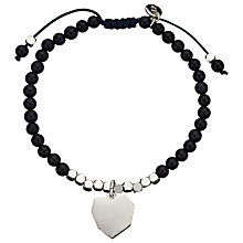 Buy Lola Rose Belmont Sandstone Bracelet, Blue Online at johnlewis.com