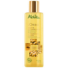 Buy Melvita L'Or Bio Extraordinary Shower Gel, 250ml Online at johnlewis.com