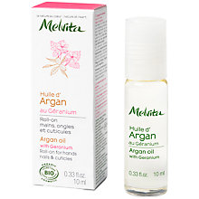 Buy Melvita Roll-On For Hands Nails & Cuticles, 10ml Online at johnlewis.com
