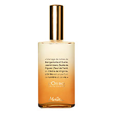 Buy Melvita L'Or Bio Eau De Toilette, 50ml Online at johnlewis.com