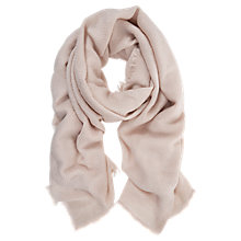 Buy Mint Velvet Textured Scarf Online at johnlewis.com