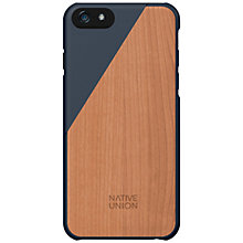 Buy Native Union Clic Wooden Case for iPhone 6 Online at johnlewis.com