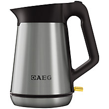 Buy AEG EWA5300-U Kettle, Stainless Steel Online at johnlewis.com
