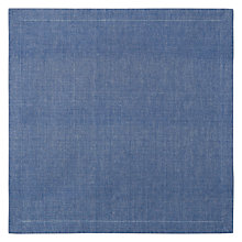 Buy John Lewis Nordic Denim Napkins, Set of 4 Online at johnlewis.com