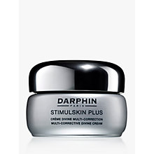 Buy Darphin Stimulskin Plus Multi-Corrective Divine Cream, 50ml Online at johnlewis.com