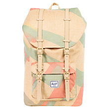 Buy Herschel Supply Co. Little America Backpack, Pastel Online at johnlewis.com