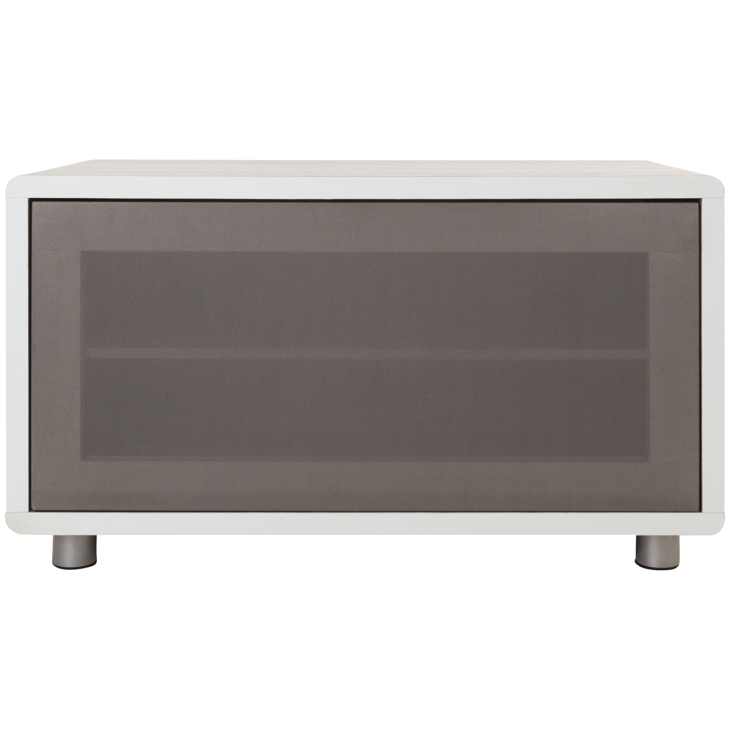 AVF AVF Connect Modular TV Stand for TVs up to 40, Oak/White