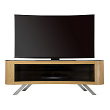 "Buy AVF Bay Curved TV Stand for TVs up to 70"" Online at johnlewis.com"
