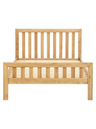 John Lewis & Partners Cooper Bed Frame, King Size, Oak