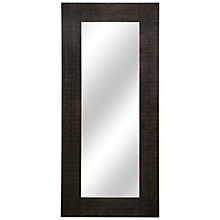 Buy John Lewis Flores Leaning Mirror Online at johnlewis.com