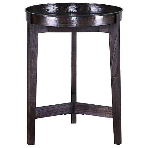 Buy John Lewis Flores Tray Top Bedside Table Online at johnlewis.com