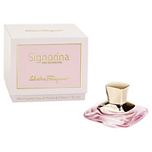 Buy Salvatore Ferragamo Signorina Eau de Parfum Gift Mini Online at johnlewis.com