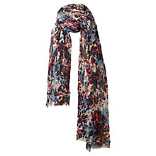 Buy Fat Face Abstract Floral Scarf Online at johnlewis.com