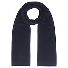 Buy Jigsaw Cashmere Contrast Trim Scarf Online at johnlewis.com