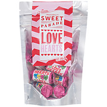 Buy Piccadilly Sweet Parade Love Hearts, 100g Online at johnlewis.com