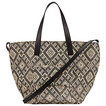 Buy Collection WEEKEND by John Lewis City Straw Shoulder Bag, Multi Online at johnlewis.com
