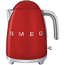 Buy Smeg KLF01 Kettle Online at johnlewis.com