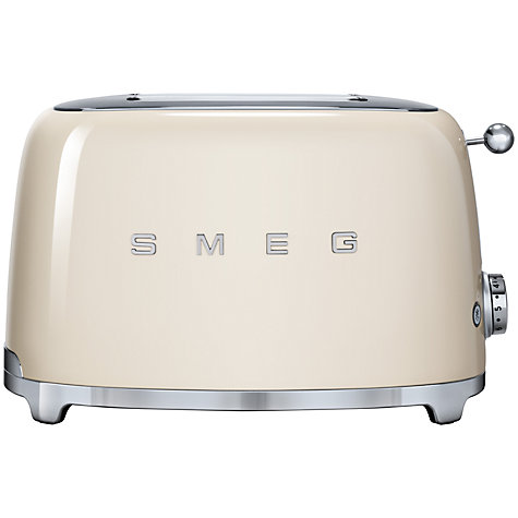 buy smeg tsf01 2 slice toaster john lewis. Black Bedroom Furniture Sets. Home Design Ideas