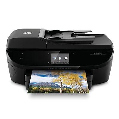 HP Envy 7640 AllinOne Wireless Printer & Fax Machine HP Instant Ink Compatible