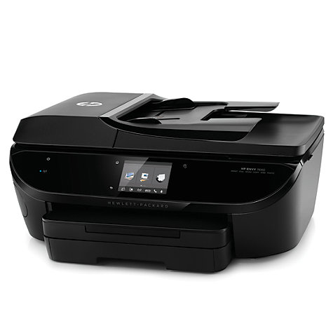 Buy HP ENVY 7640 All-in-One Wireless Printer & Fax Machine ...