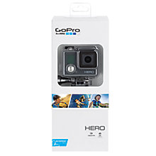 Buy GoPro Hero Camcorder, HD 1080p, 5MP Online at johnlewis.com