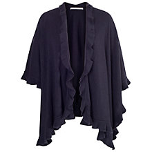 Buy Chesca Soft Feel Ruffle Wrap Online at johnlewis.com