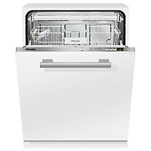 Buy Miele G6260 SCVi Integrated Dishwasher Online at johnlewis.com