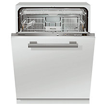 Buy Miele G4960SCVi Integrated Dishwasher Online at johnlewis.com