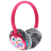 Buy KitSound Buddy Owl Hear Band with Built-In Headphones Online at johnlewis.com