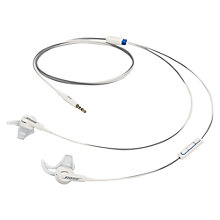 Buy Bose® SoundTrue™ In-Ear Headphones for iPhone Online at johnlewis.com
