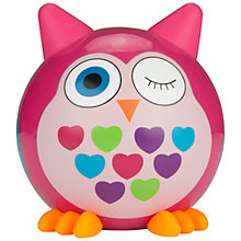 Buy Kondor KitSound Buddy Owl Bluetooth Portable Speaker Online at johnlewis.com
