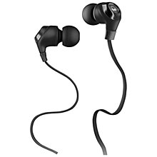 Buy Monster Nlite In-Ear Headphones with Mic/Remote, Black Online at johnlewis.com