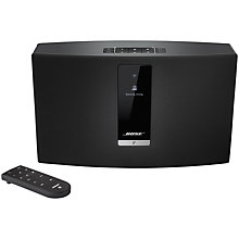 Buy Bose® SoundTouch™ 20 Series II Wi-Fi music system with Apple AirPlay Online at johnlewis.com