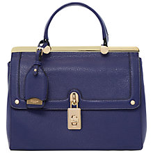 Buy Dune Dramey Padlock Shoulder Bag Online at johnlewis.com
