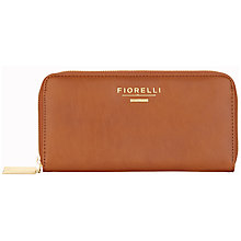 Buy Fiorelli Evelyn Large Ziparound Purse Online at johnlewis.com