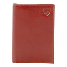Buy Aspinal of London Leather Double Credit Card Case Online at johnlewis.com