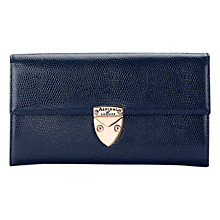 Buy Aspinal of London Leather Shield Purse Online at johnlewis.com