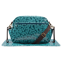 Buy Sophia and Matt Spot Changing Bag, Blue Online at johnlewis.com