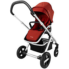 Buy Nuna IVVI Pushchair, Ruby Online at johnlewis.com