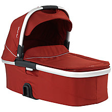 Buy Nuna IVVI Carrycot, Ruby Online at johnlewis.com