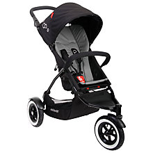 Buy Phil & Teds Dot V2 Pushchair, Flint Online at johnlewis.com