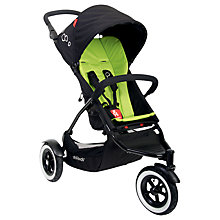 Buy Phil & Teds Dot V2 Pushchair, Apple Online at johnlewis.com