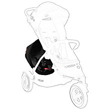 Buy Phil & Teds Dot Pushchair Double Kit, Flint Online at johnlewis.com