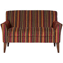 Buy John Lewis Sinatra Snuggler, Stripe Cinnamon Online at johnlewis.com
