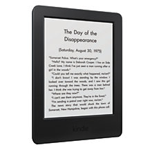 "Buy Amazon Kindle eReader, 6"" Touch Screen, Wi-Fi Online at johnlewis.com"