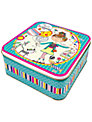 Rachel Ellen Square Hair Accessories Tin