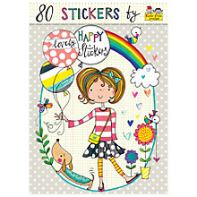 Buy Rachel Ellen Sticker Books Online at johnlewis.com